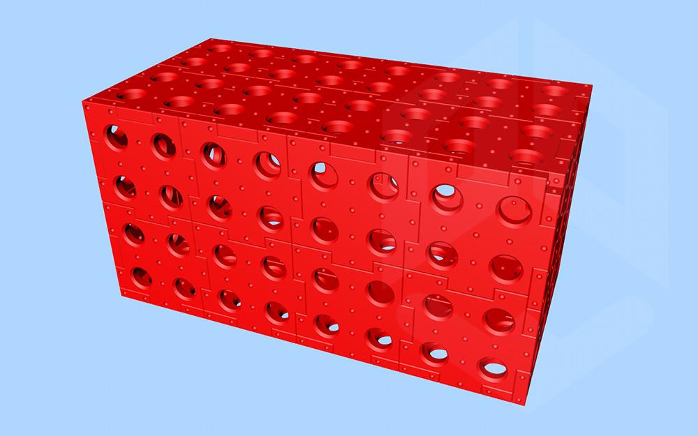Puzzle 2x4